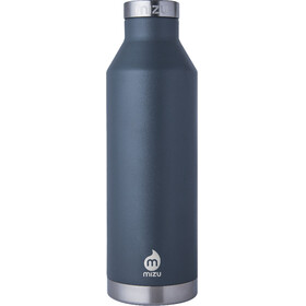 MIZU V8 Bidon with Stainless Steel Cap 800ml szary